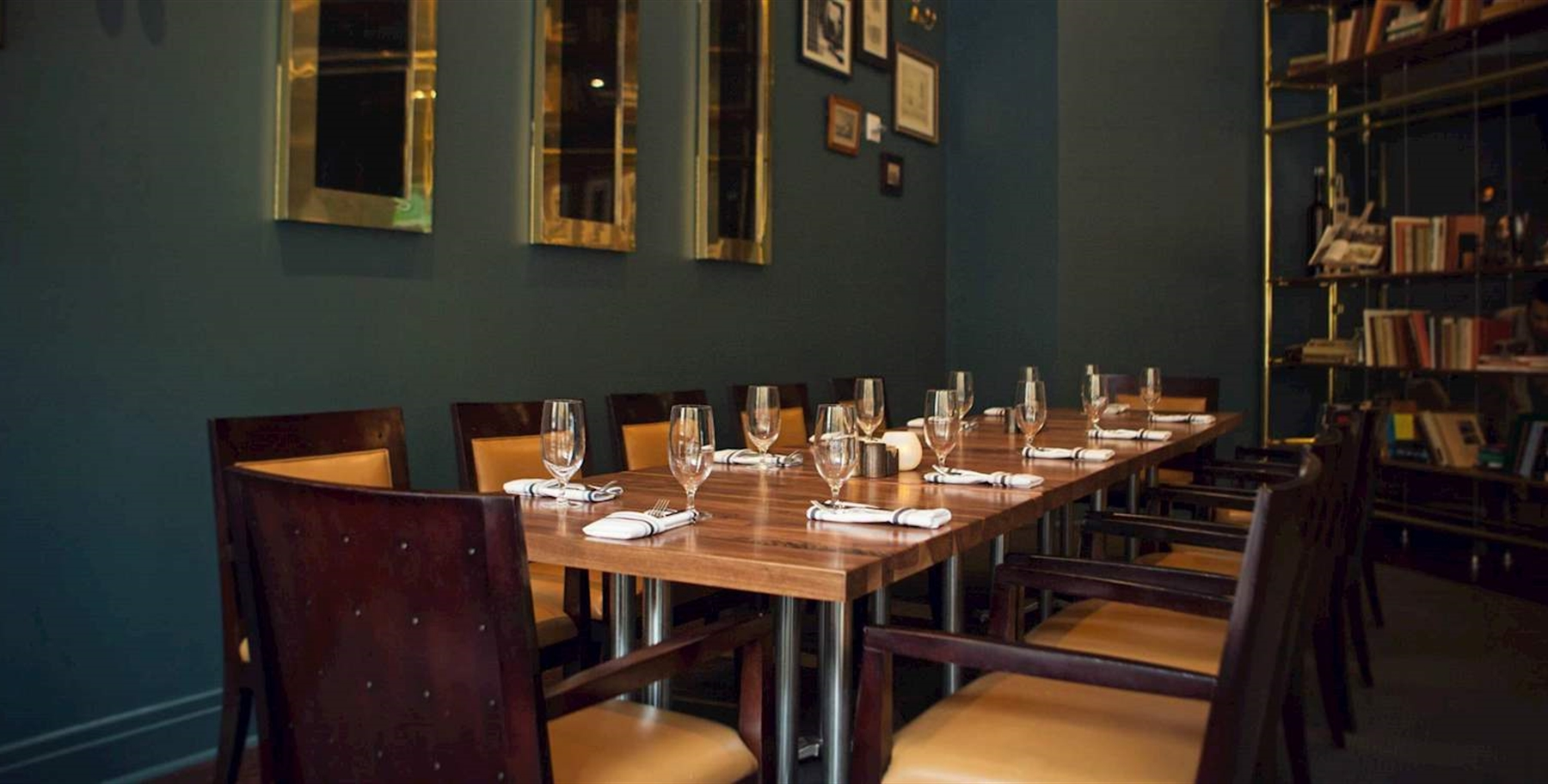 Group Dining Area